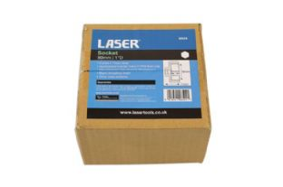 "Laser 6510 Socket 140mm 1""D"